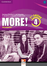 More! Level 4 Workbook - Herbert Puchta