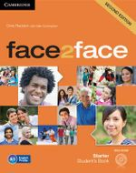 Face2face Starter Student's Book with DVD-ROM - Chris Redston