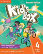 Kid's Box Level 4 Pupil's Book - Caroline Nixon