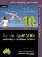 Cambridge Mathematics NSW Syllabus for the Australian Curriculum Year 10 5.1 and 5.2 - Jenny Goodman