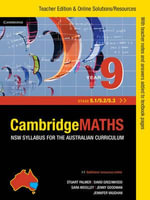 Cambridge Mathematics NSW Syllabus for the Australian Curriculum Year 9 5.1, 5.2 and 5.3 - Jenny Goodman
