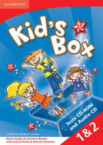 Kid's Box Levels 1-2 Tests CD-ROM and Audio CD - Christine Barton