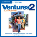 Ventures Level 2 Class Audio CDs (2): Level 2 : ' - Gretchen Bitterlin