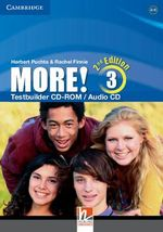 More! Level 3 Testbuilder CD-ROM/Audio CD - Hannah Cassidy
