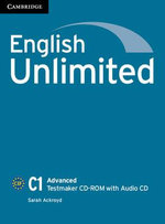 English Unlimited Advanced Testmaker CD-ROM and Audio CD - Sarah Ackroyd