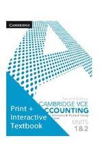 Cambridge VCE Accounting Units 1 &2 Bundle - Anthony Simmons