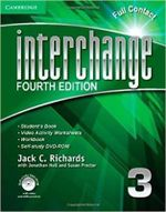 Interchange Level 3 Full Contact with Self-study DVD-ROM - Jack C. Richards