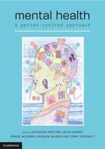 Mental Health : A Person-centred Approach - Nicholas Procter