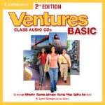 Ventures Basic Class Audio CDs : Ventures - Gretchen Bitterlin