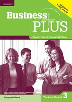 Business Plus Level 3 Teacher's Manual - Margaret Helliwell
