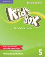 Kid's Box Level 5 Teacher's Book : Level 5 - Lucy Frino