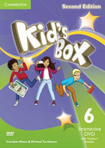 Kid's Box Level 6 Interactive DVD (NTSC) with Teacher's Booklet - Caroline Nixon