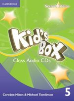 Kid's Box Level 5 Class Audio CDs (3) - Caroline Nixon