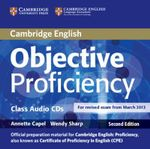 Objective Proficiency Class Audio CDs (2) - Annette Capel