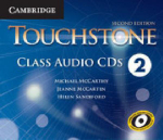 Touchstone Level 2 Class Audio CDs - Michael J. McCarthy