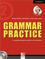 Grammar Practice Level 2 with CD-ROM : A Complete Grammar Workout for Teen Students - Herbert Puchta