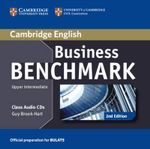 Business Benchmark Upper Intermediate BULATSbulats Class Audio CDs (2) - Guy Brook-Hart