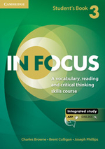 In Focus Level 3 Student's Book with Online Resources - Charles Browne