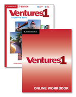 Ventures Level 1 Digital Value Pack (Student's Book with Audio CD and Online Workbook) : Elementary: Teacher's Book with Test and Assessmen... - Gretchen Bitterlin