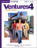 Ventures Level 4 Student's Book with Audio CD : Level 4 - Gretchen Bitterlin