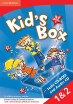 Kid's Box American English Levels 1-2 Tests : American English Tests Levels 1-2 - Karen Saxby