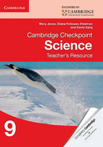 Cambridge Checkpoint Science Teacher's Resource 9 - Mary Jones