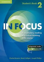 In Focus Level 2 Student's book with online resources - Charles Browne