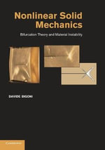 Nonlinear Solid Mechanics : Bifurcation Theory and Material Instability - Davide Bigoni