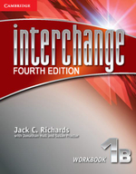 Interchange Level 1 Workbook B - Jack C. Richards