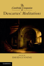 The Cambridge Companion to Descartes- Meditations
