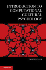 Introduction to Computational Cultural Psychology - Yair Neuman