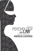 Psychology and Law - Andreas Kapardis