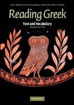 Reading Greek -  Joint Association of Classical Teachers