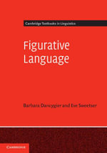 Figurative Language - Barbara Dancygier