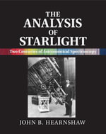 The Analysis of Starlight - John B. Hearnshaw