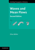 Waves and Mean Flows - Oliver Bühler