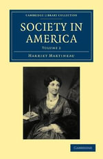 Society in America : v. 2 - Harriet Martineau