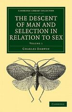 The Descent of Man and Selection in Relation to Sex 2 Volume Set : Education in Times of Emergency - Charles Darwin