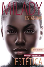 Spanish Translated Exam Review for Milady Standard Esthetics : Fundamentals - Milady
