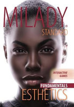 Interactive Games on CD for Milady Standard Esthetics : Fundamentals - Milady
