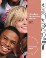 Intercultural Communication : A Reader - Edwin McDaniel