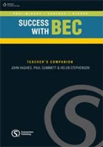 Success with BEC Teacher's Companion : The New Business English Certificates Course - Paul Dummett
