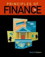 Principles of Finance - Scott Besley