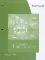 Study Guide for Stewart/Redlin/Watson's Algebra and Trigonometry, 3rd : Mathematics for Calculus - James Stewart