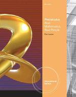 Precalculus : Real Mathematics, Real People - Ron Larson