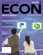 ECON Microeconomics : A Contemporary Introduction - William A. McEachern