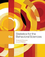 Statistics For The Behavioral Sciences : Psy 200 (300) Quantitative Methods in Psychology - Frederick J. Gravetter
