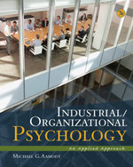 Industrial/Organizational Psychology : An Applied Approach - Michael G Aamodt