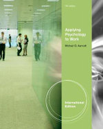 Applying Psychology to Work - Michael G. Aamodt