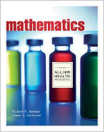 Mathematics Allied Health Professional : An Applied Approach - Joanne S. Lockwood